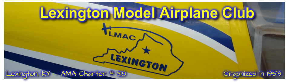 Lexington Model Airplane Club